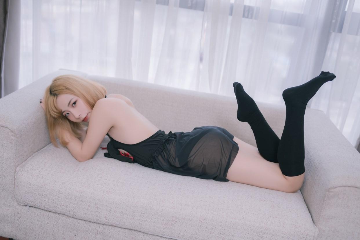 【兔玩映画】性感小睡衣 兔玩映画 第13张
