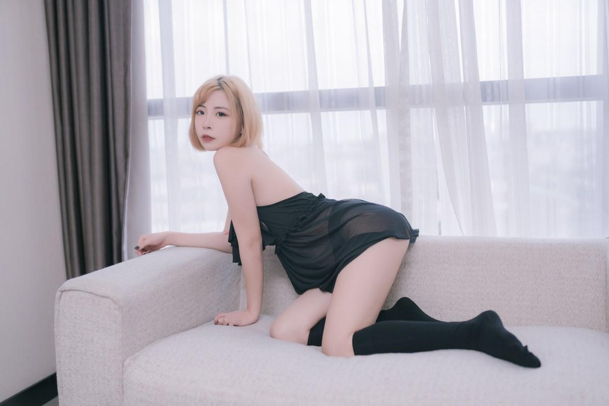 【兔玩映画】性感小睡衣 兔玩映画 第11张