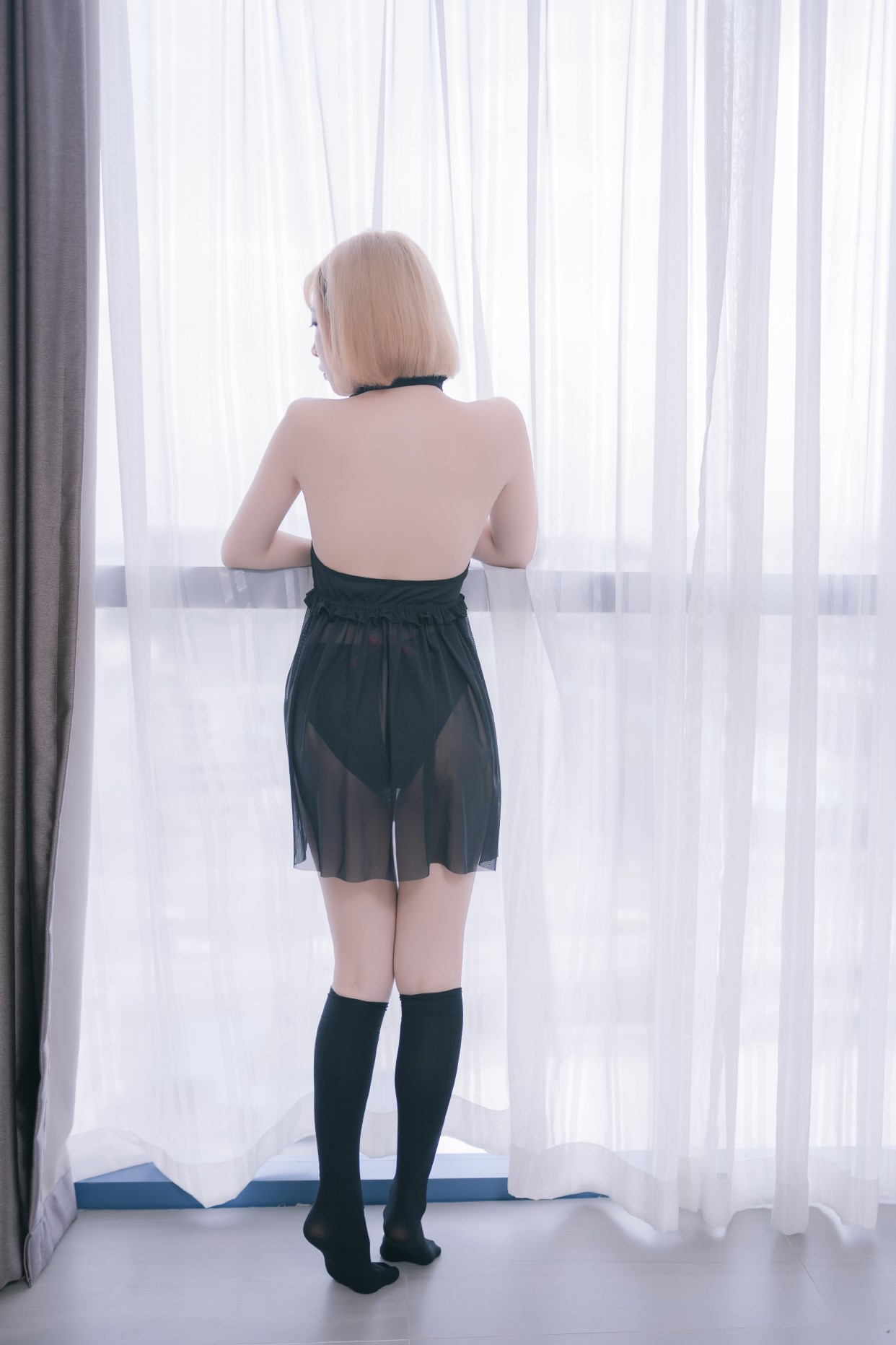 【兔玩映画】性感小睡衣 兔玩映画 第6张