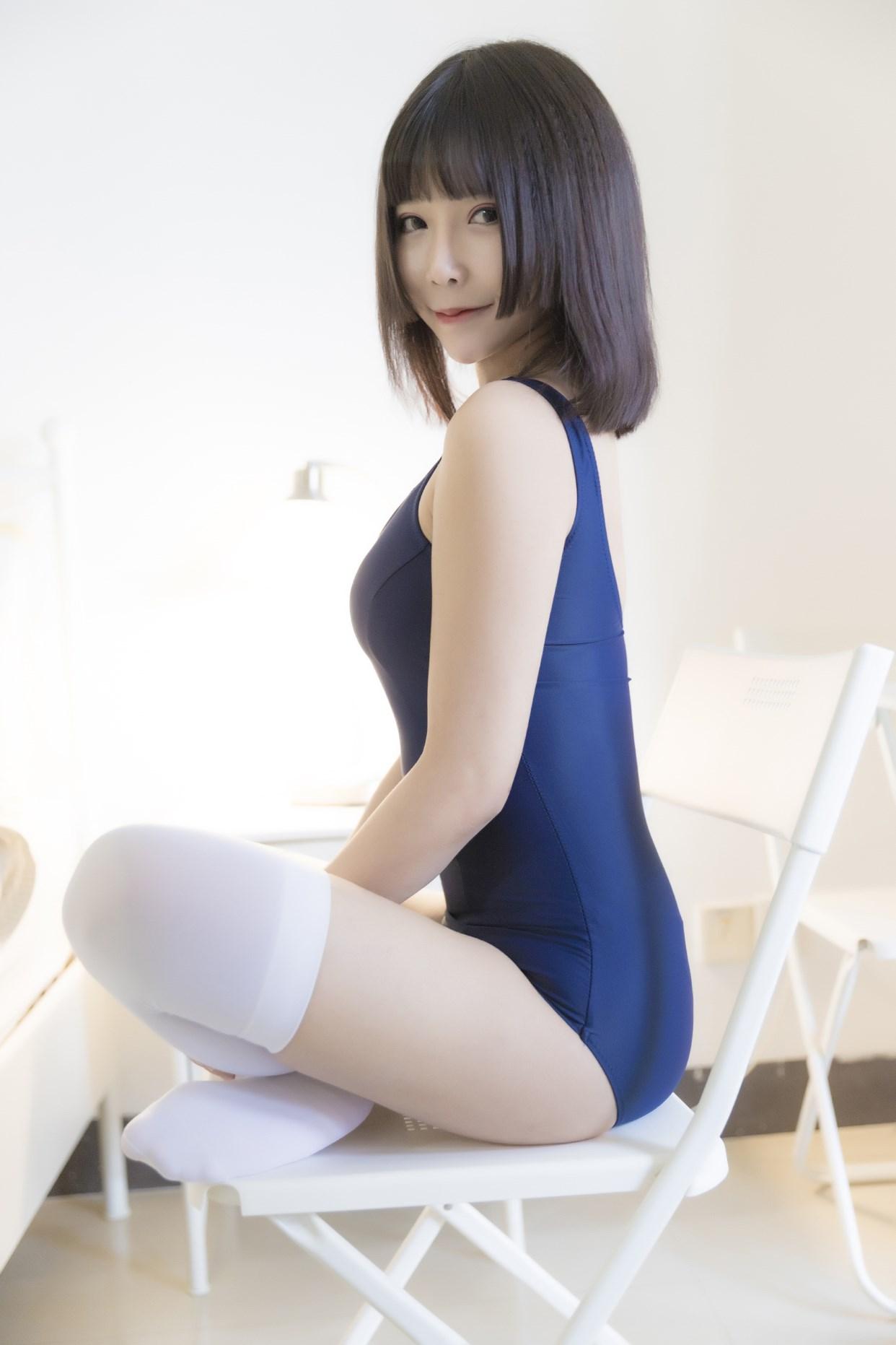 【兔玩映画】白丝死库水 兔玩映画 第32张