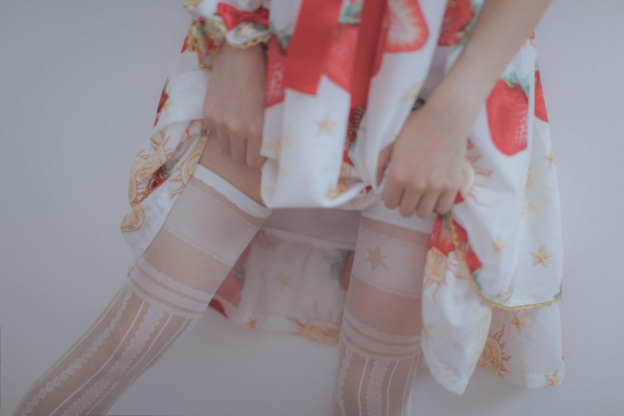 【兔玩映画】草莓小裙子 兔玩映画 第42张