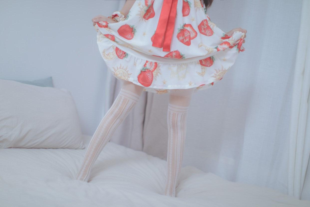 【兔玩映画】草莓小裙子 兔玩映画 第37张