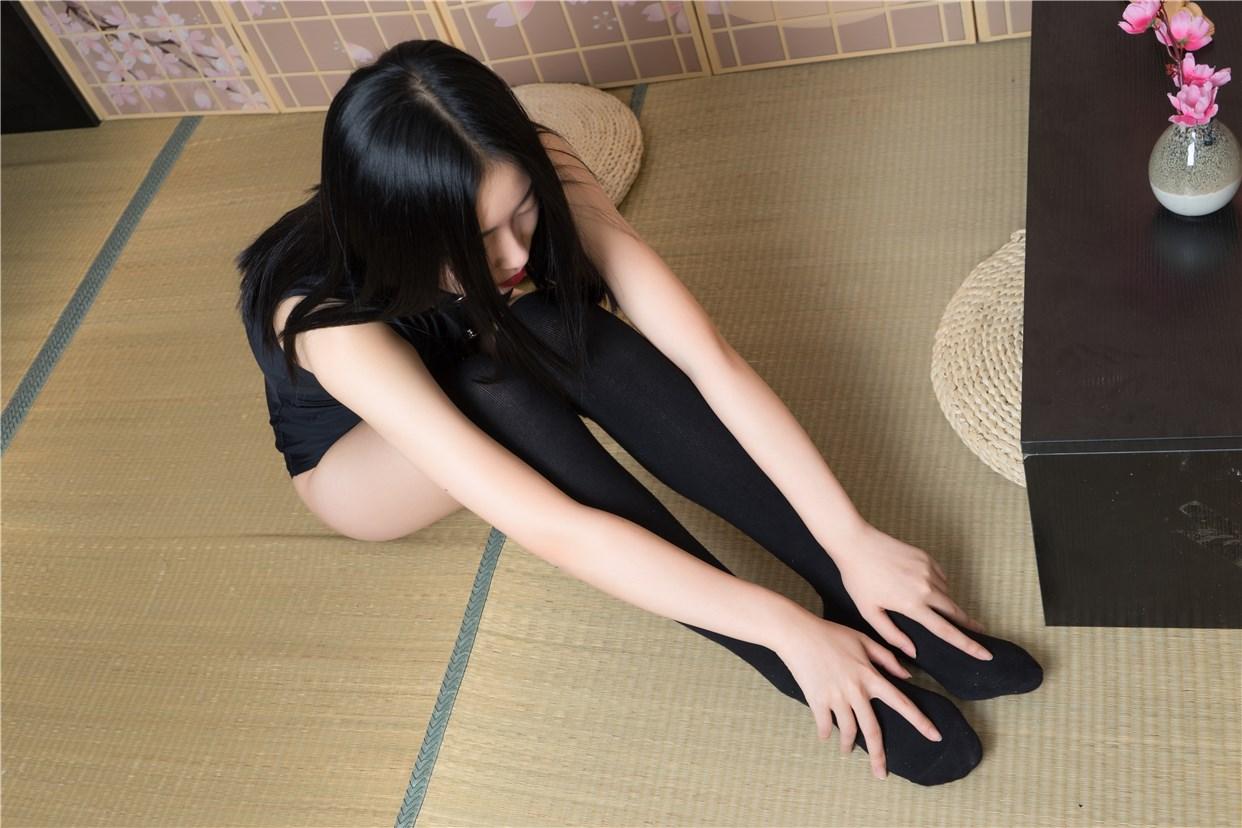 【兔玩映画】黑色制服的少女 兔玩映画 第37张