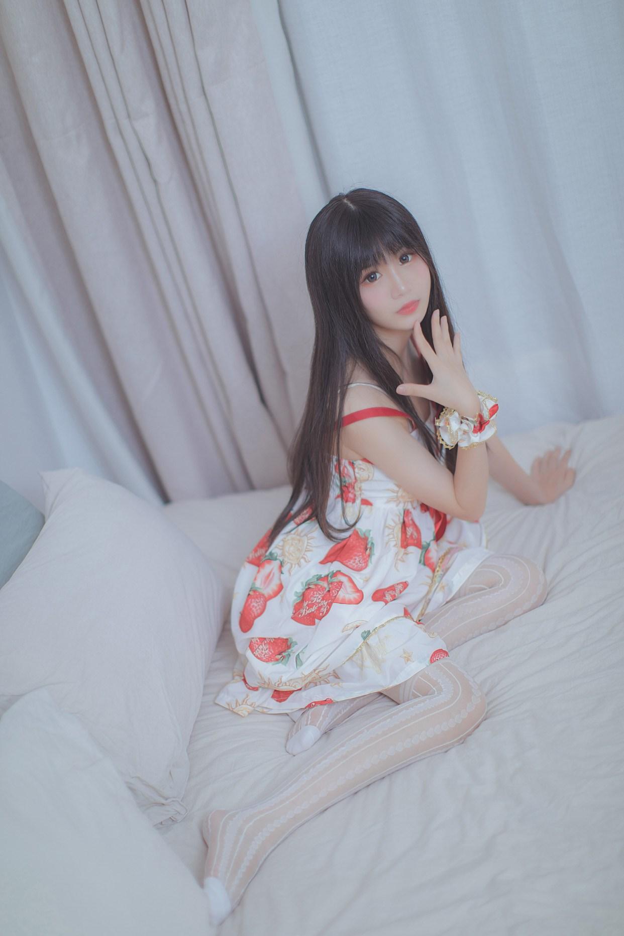 【兔玩映画】草莓小裙子 兔玩映画 第30张