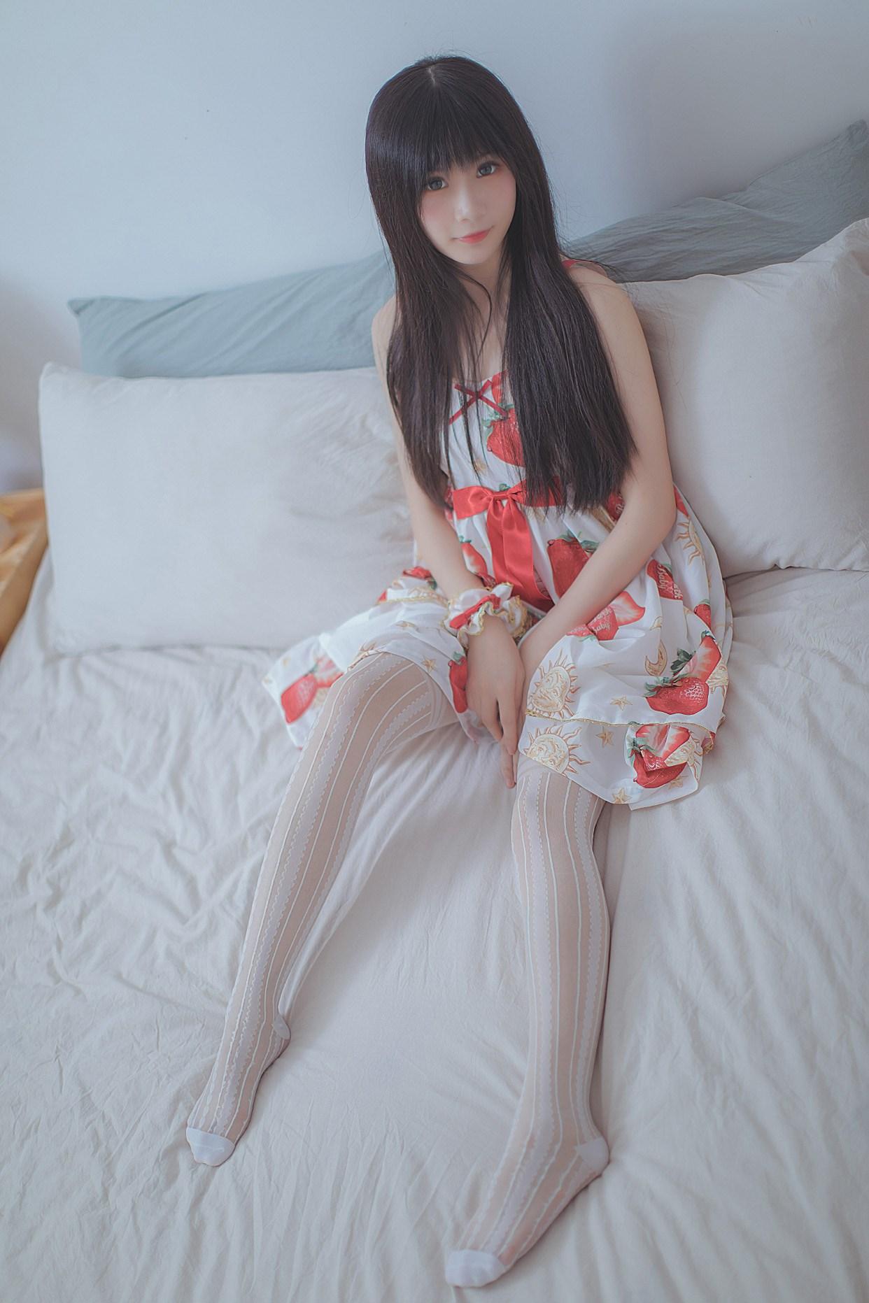 【兔玩映画】草莓小裙子 兔玩映画 第18张