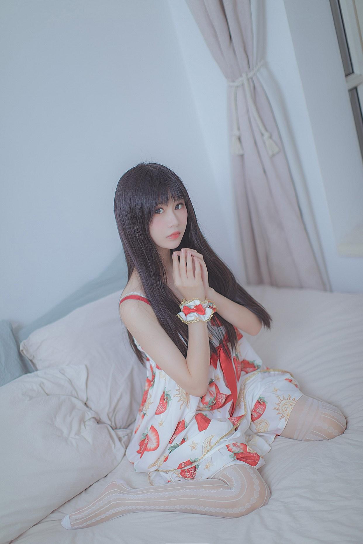 【兔玩映画】草莓小裙子 兔玩映画 第12张