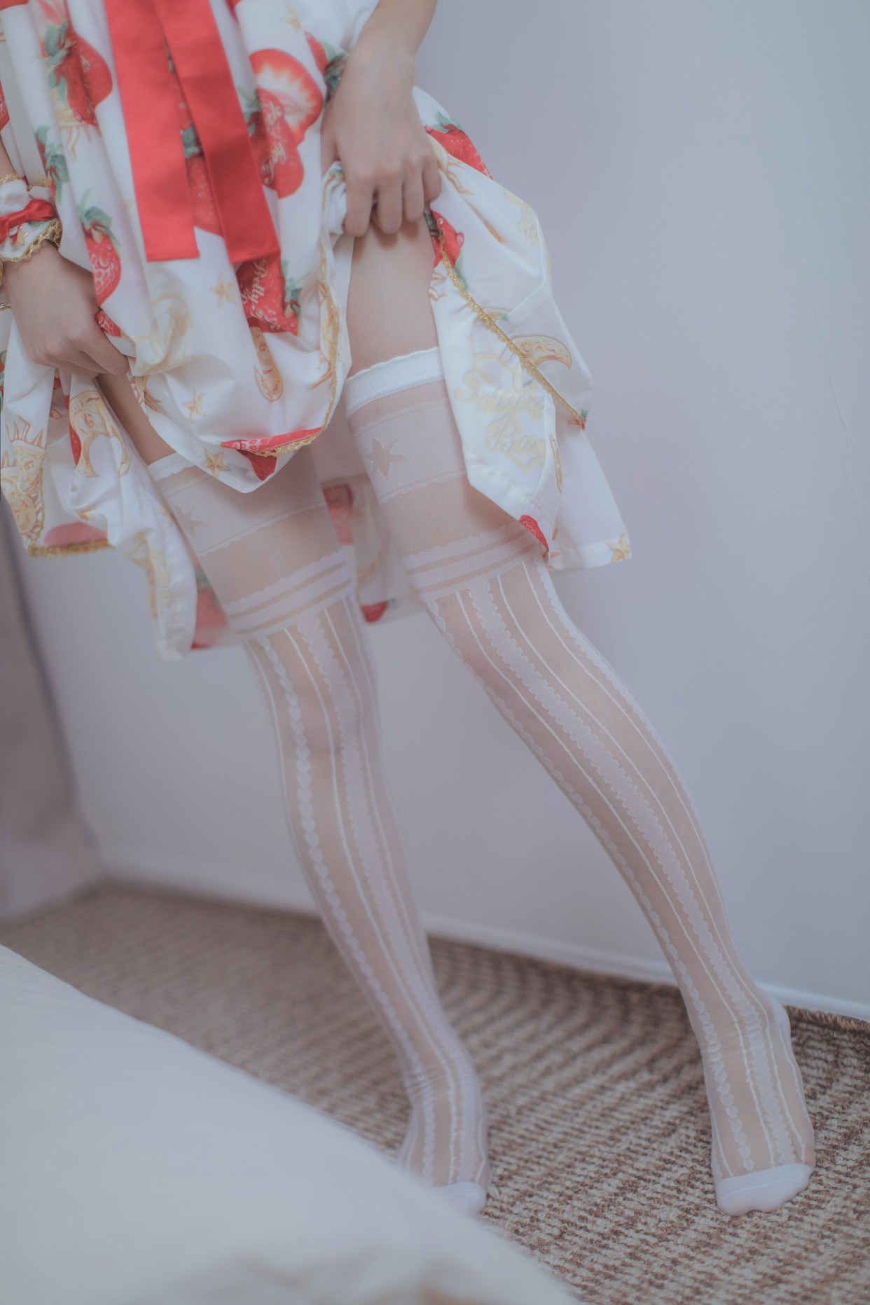 【兔玩映画】草莓小裙子 兔玩映画 第13张
