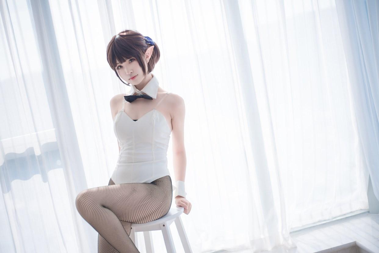 【兔玩映画】兔女郎vol.24-精灵 兔玩映画 第10张