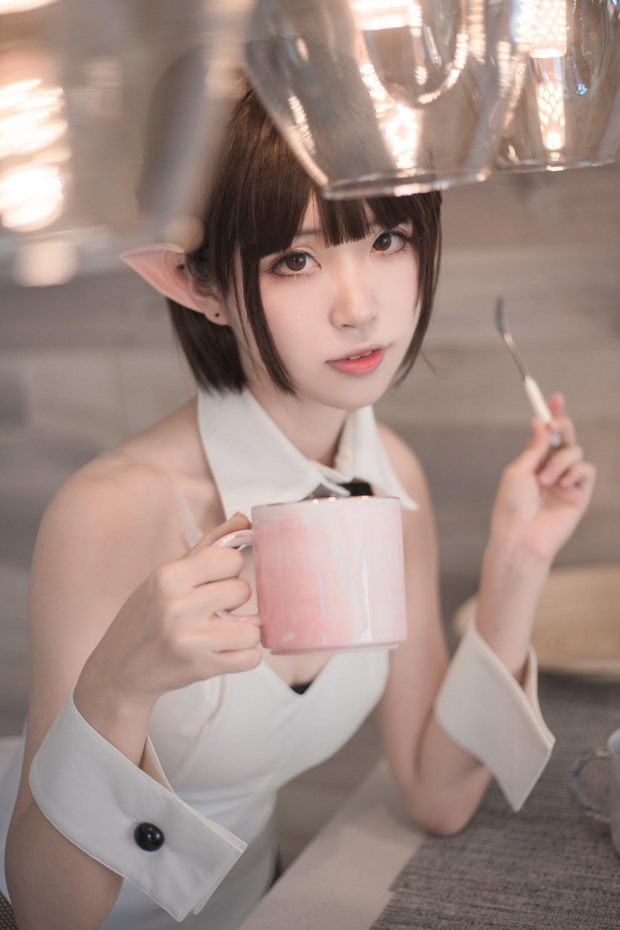 【兔玩映画】兔女郎vol.24-精灵 兔玩映画 第31张