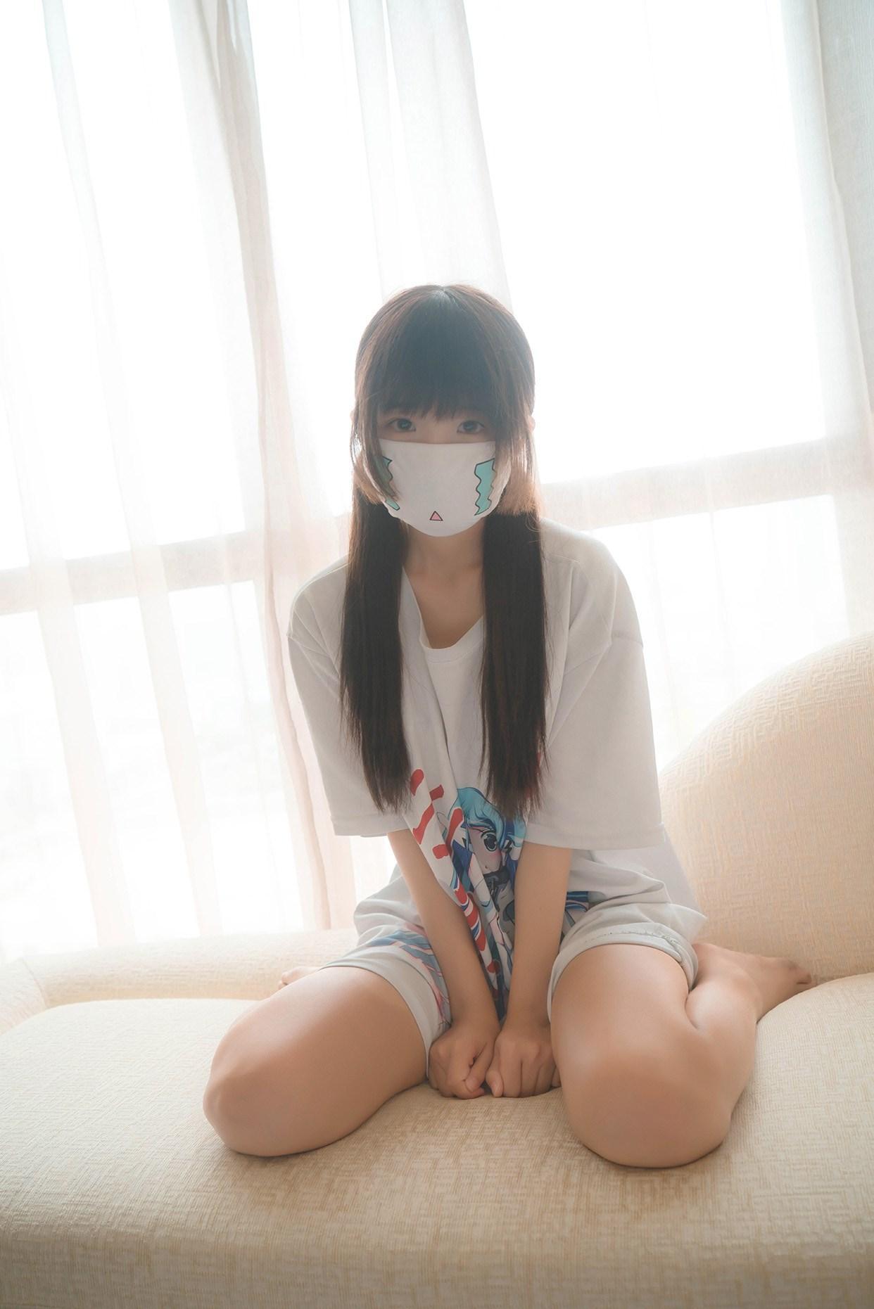【兔玩映画】口罩御子和她的白色死库水 兔玩映画 第3张