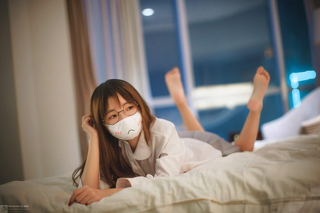 【兔玩映画】口罩御子和她的白色死库水 兔玩映画 第7张