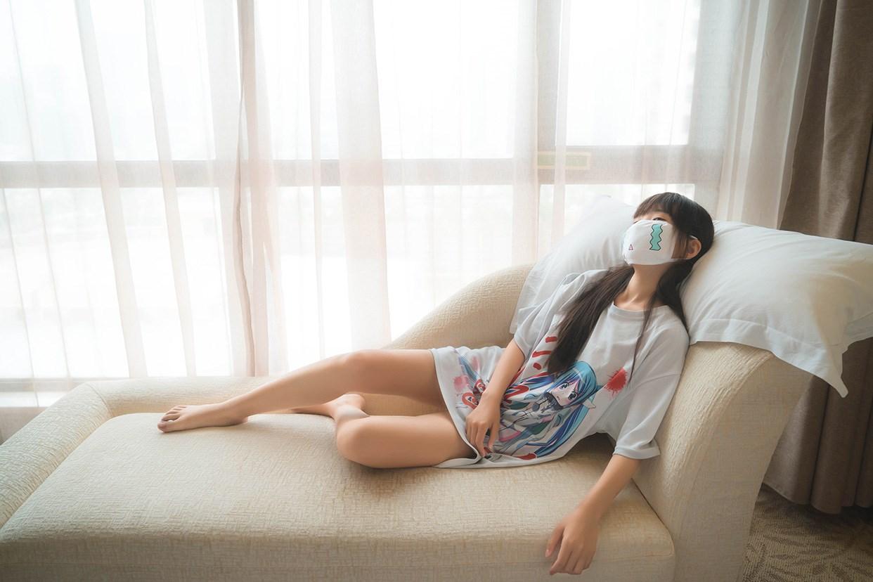 【兔玩映画】口罩御子和她的白色死库水 兔玩映画 第17张