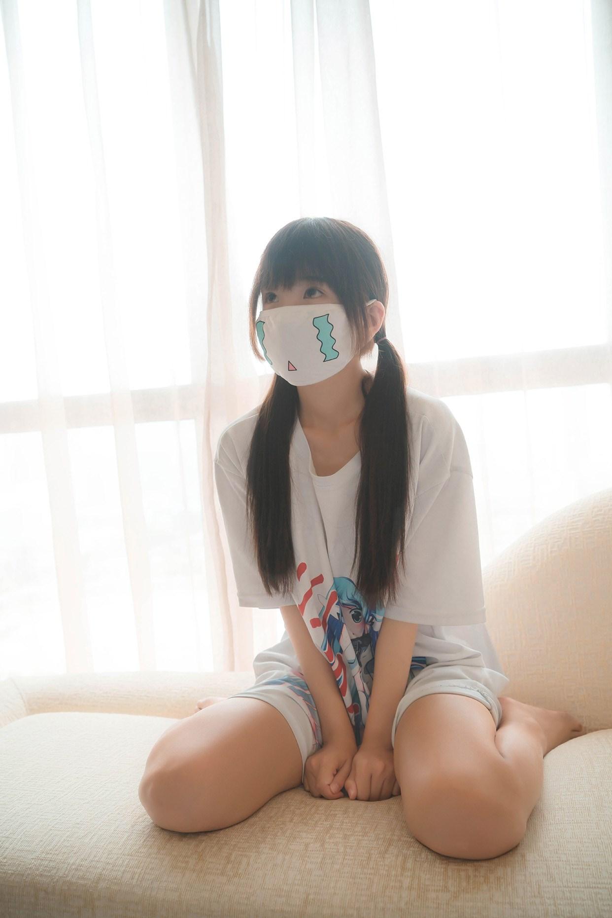 【兔玩映画】口罩御子和她的白色死库水 兔玩映画 第21张