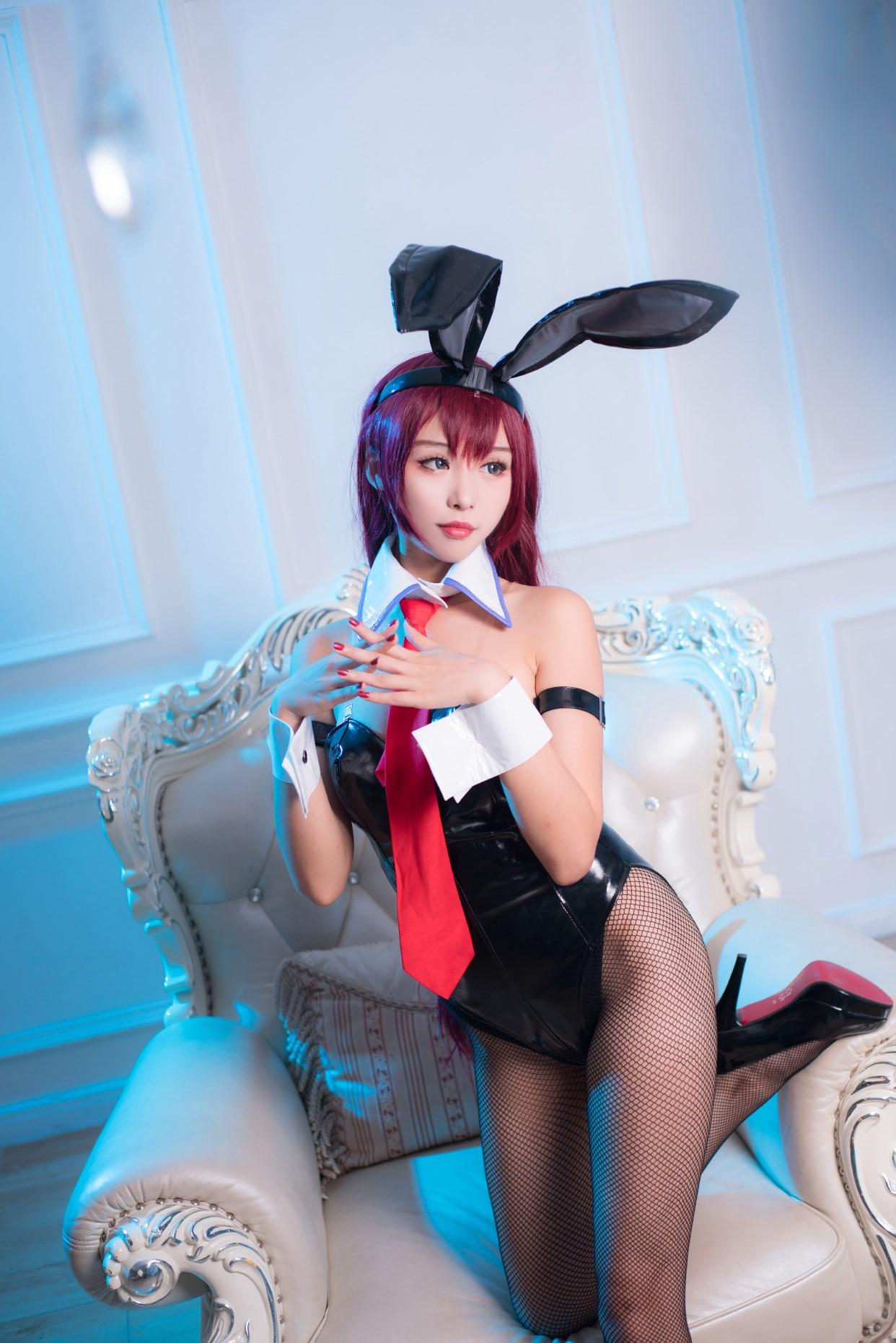 【兔玩映画】兔女郎vol.23-助手 兔玩映画 第22张