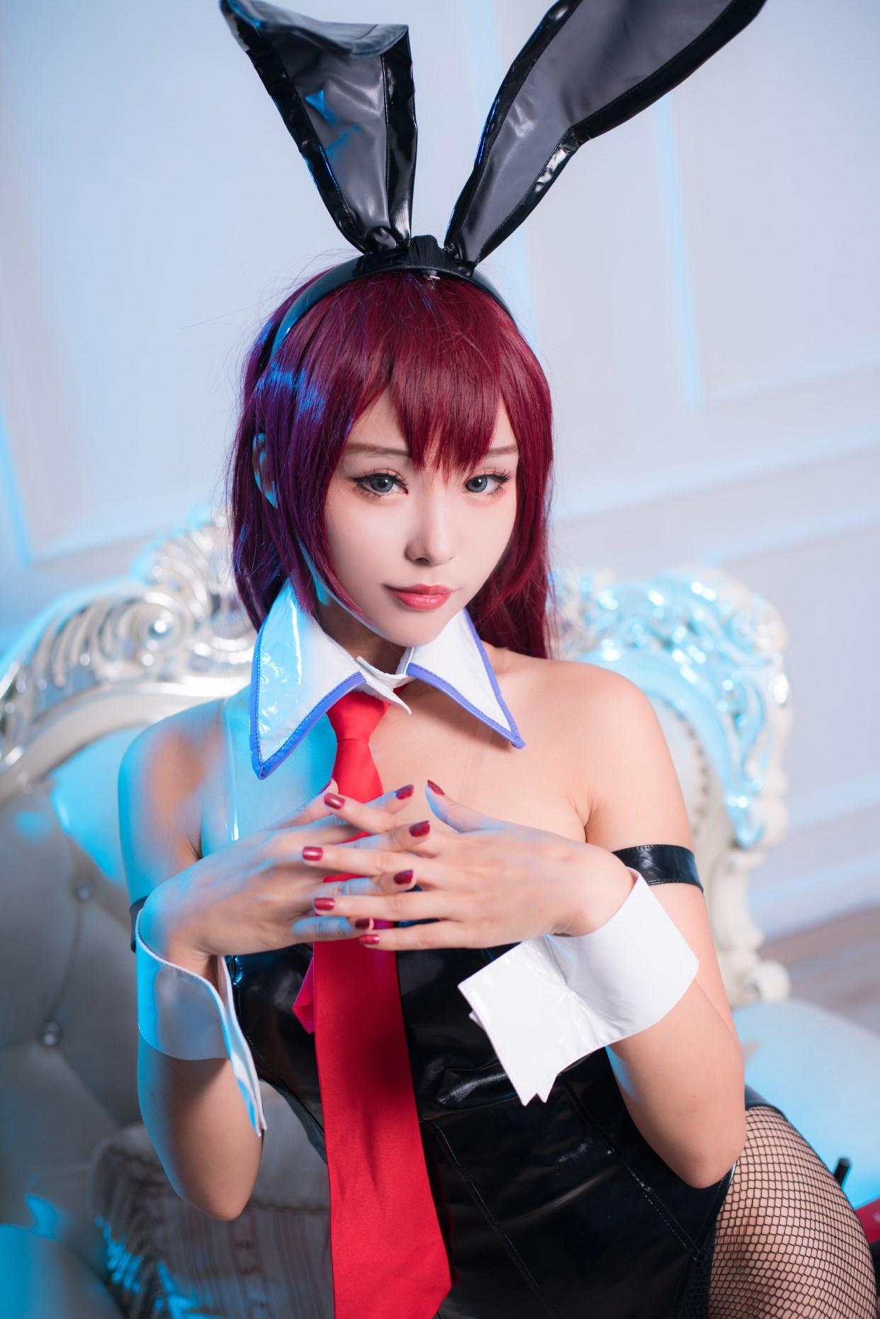 【兔玩映画】兔女郎vol.23-助手 兔玩映画 第23张