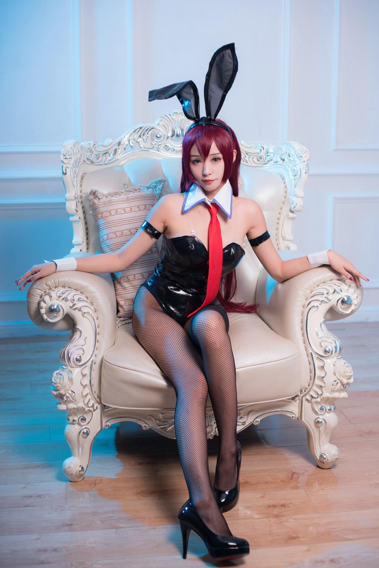 【兔玩映画】兔女郎vol.23-助手 兔玩映画 第32张