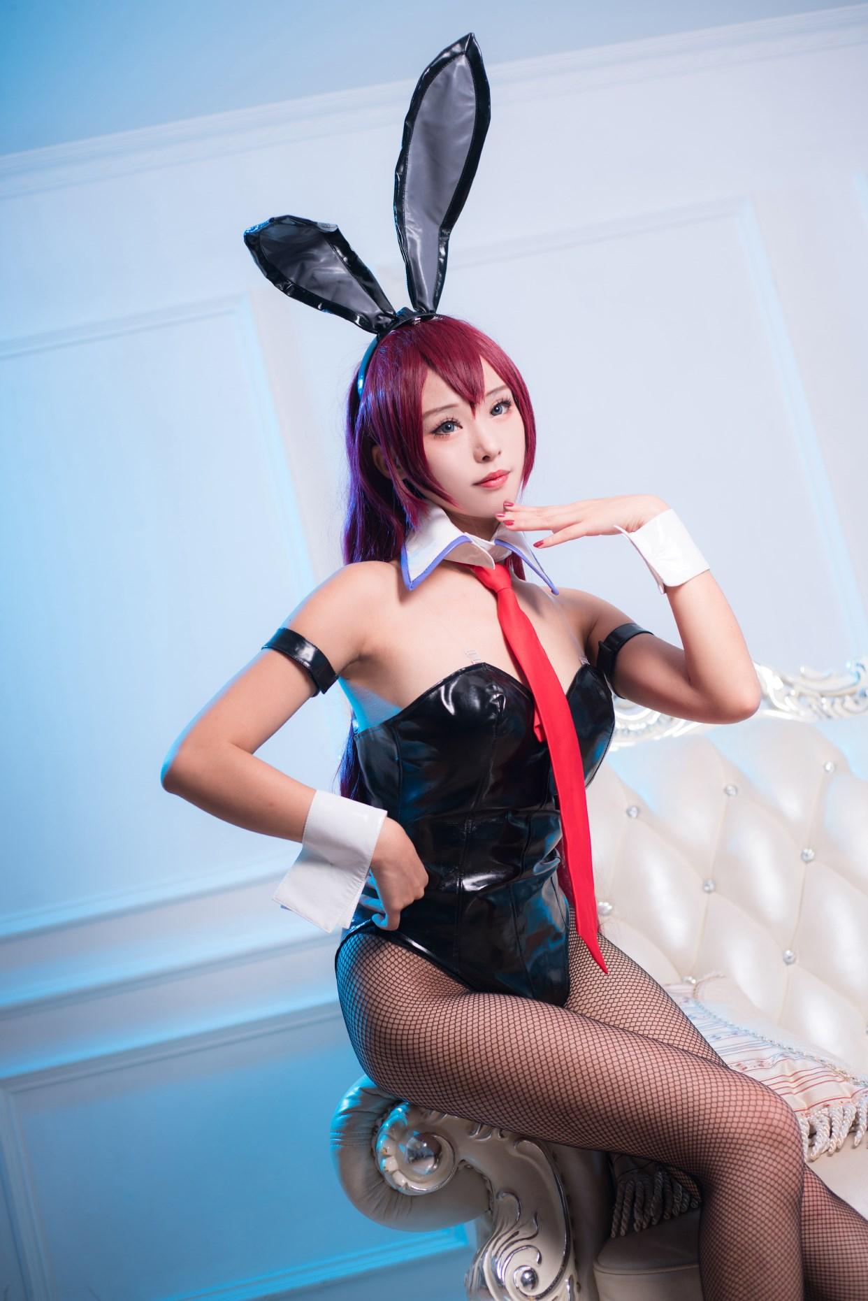 【兔玩映画】兔女郎vol.23-助手 兔玩映画 第35张