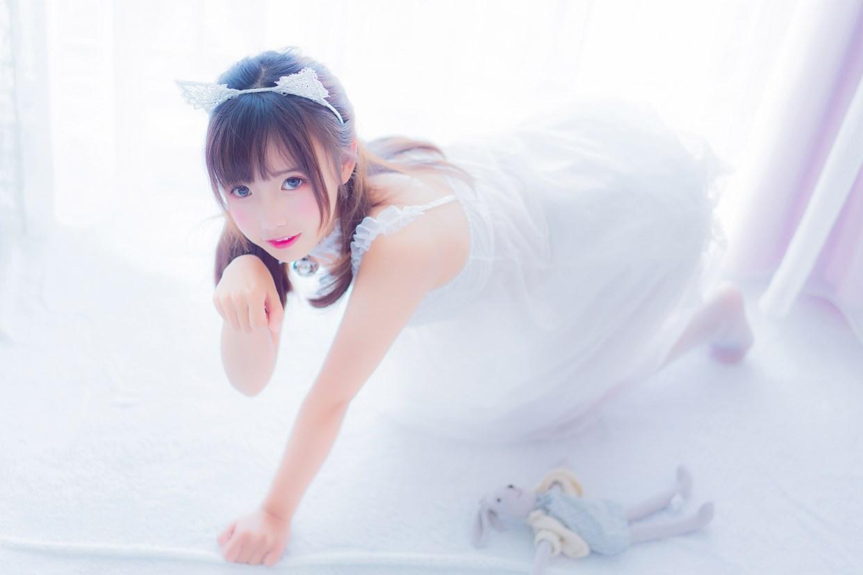 【兔玩映画】vol.12-吊带睡衣 兔玩映画 第4张