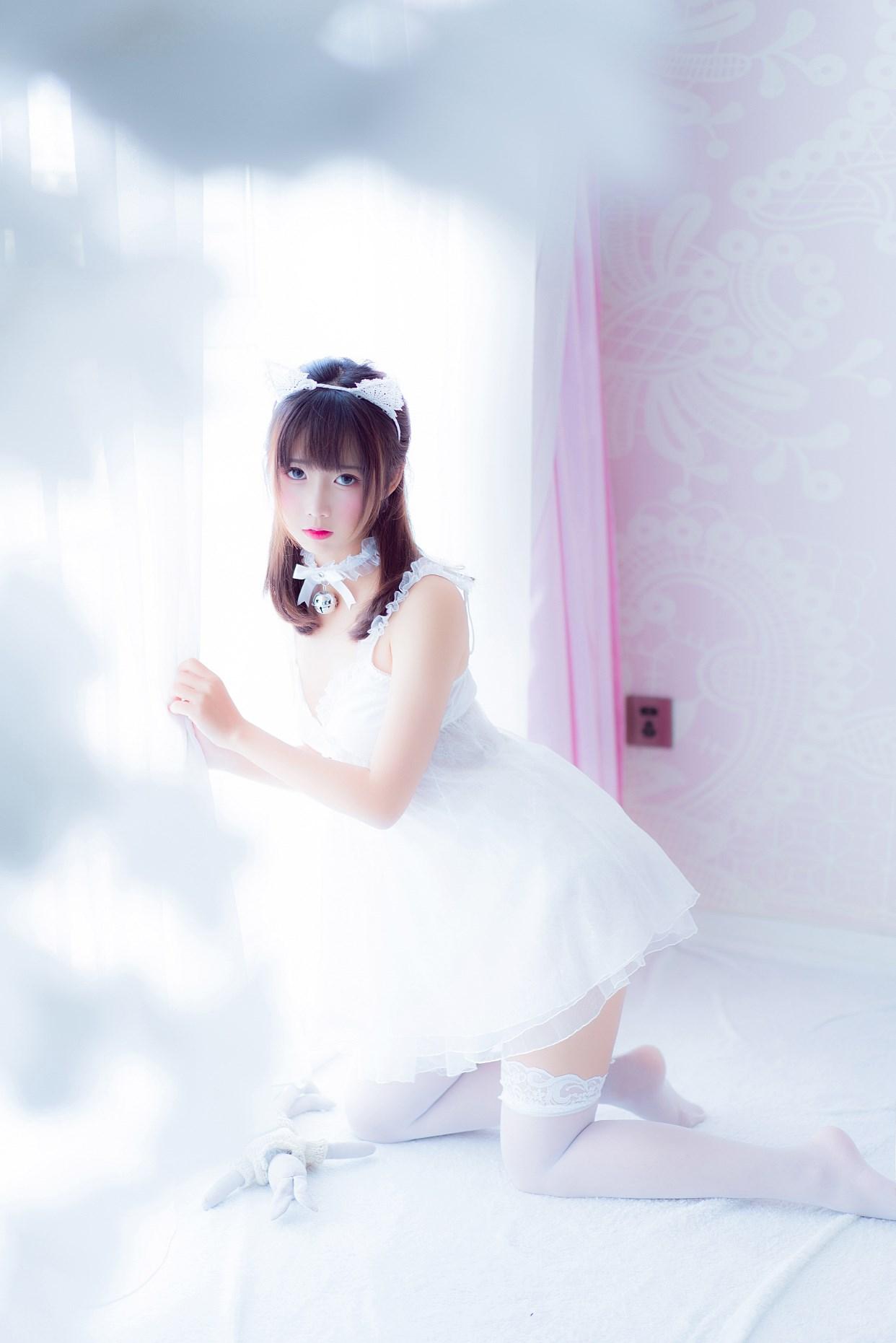 【兔玩映画】vol.12-吊带睡衣 兔玩映画 第7张