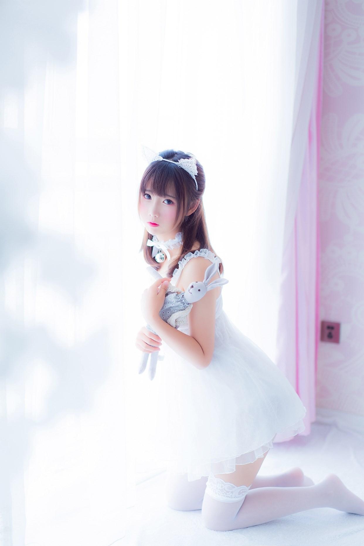 【兔玩映画】vol.12-吊带睡衣 兔玩映画 第8张