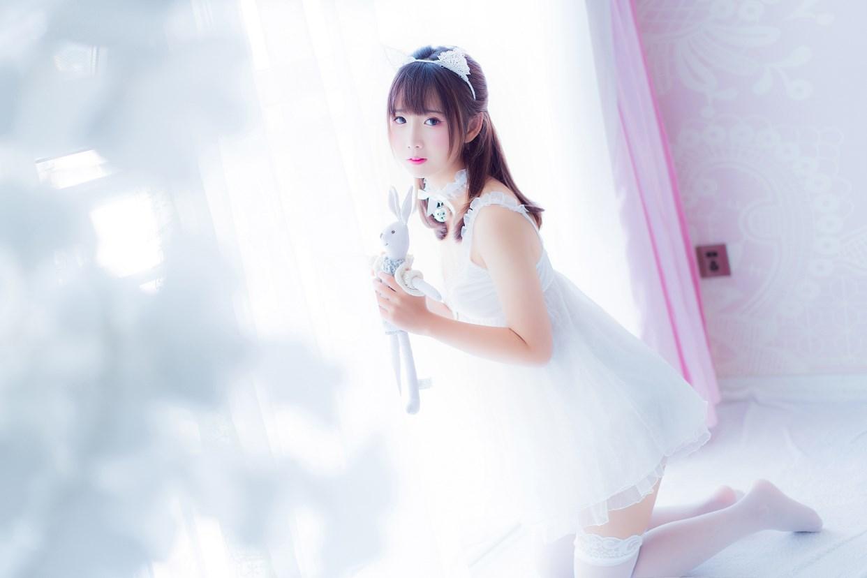 【兔玩映画】vol.12-吊带睡衣 兔玩映画 第9张