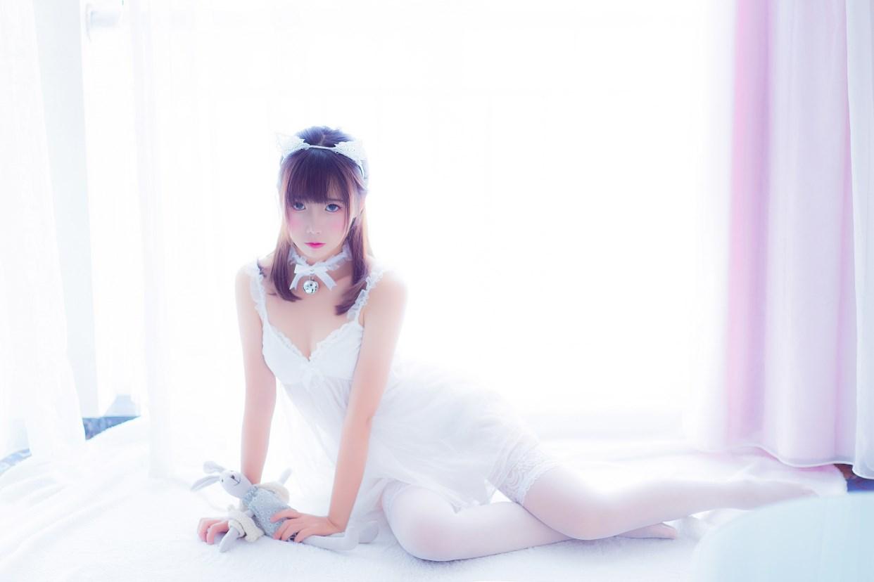 【兔玩映画】vol.12-吊带睡衣 兔玩映画 第21张