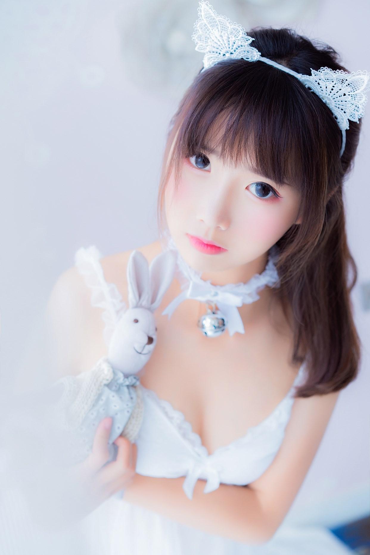 【兔玩映画】vol.12-吊带睡衣 兔玩映画 第34张