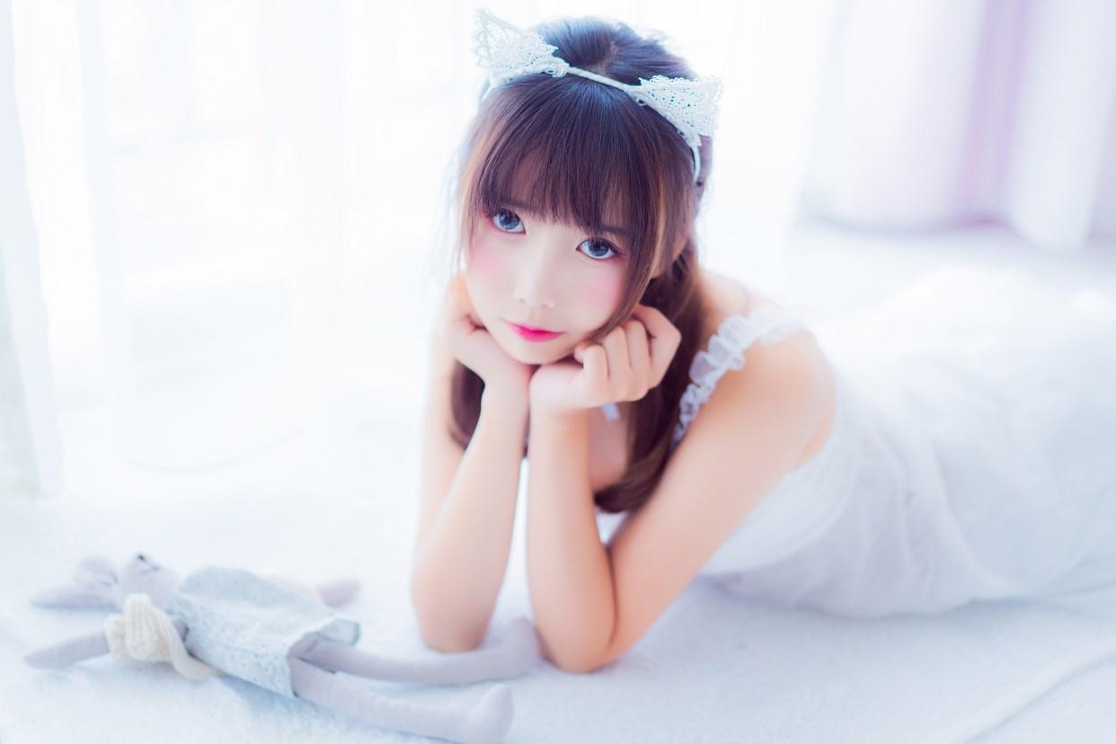 【兔玩映画】vol.12-吊带睡衣 兔玩映画 第36张