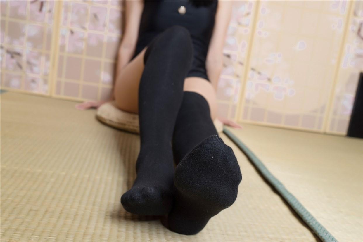 【兔玩映画】黑色制服的少女 兔玩映画 第13张