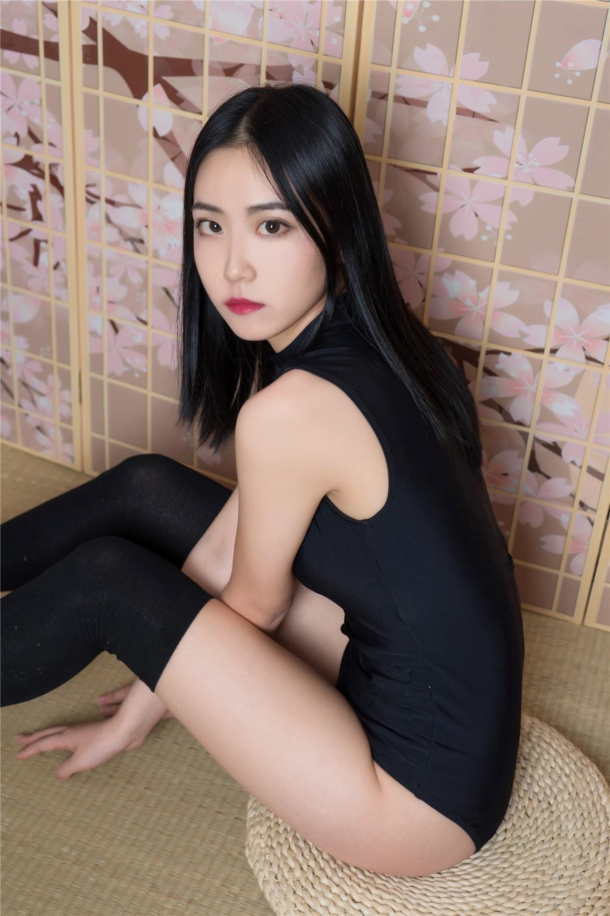 【兔玩映画】黑色制服的少女 兔玩映画 第20张