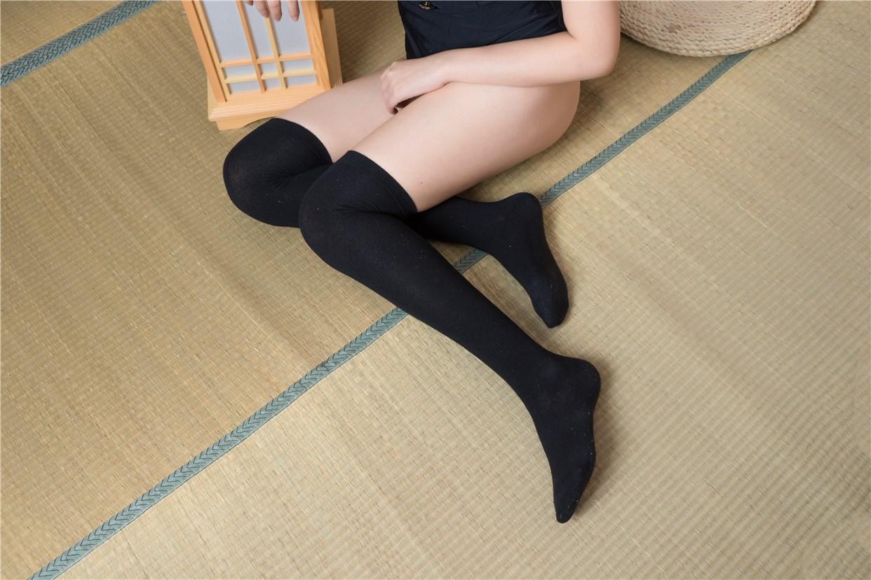 【兔玩映画】黑色制服的少女 兔玩映画 第41张