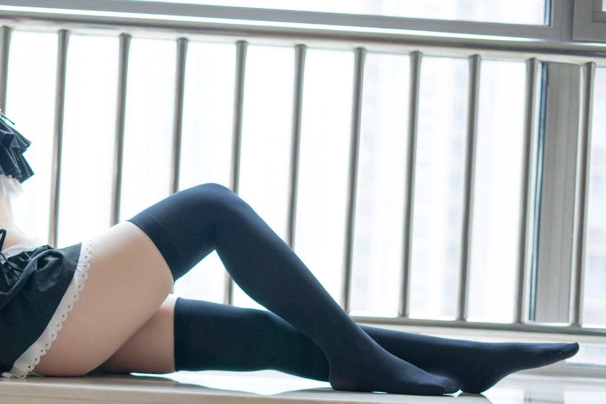 【兔玩映画】黑色分体泳衣 兔玩映画 第4张
