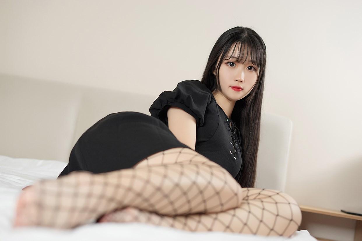 【兔玩映画】黑色网袜 兔玩映画 第33张