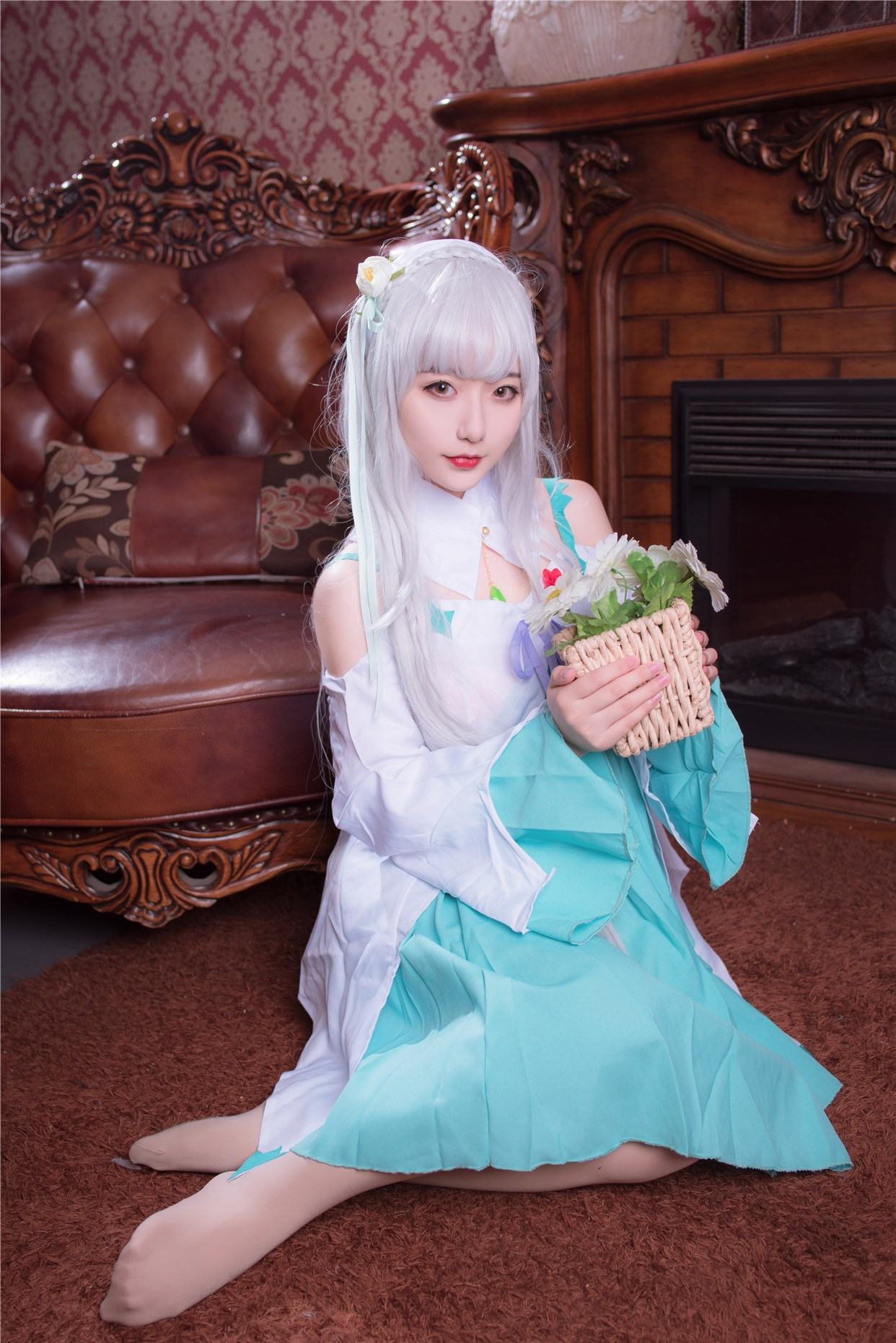 【兔玩映画】艾米莉亚的日常 兔玩映画 第17张