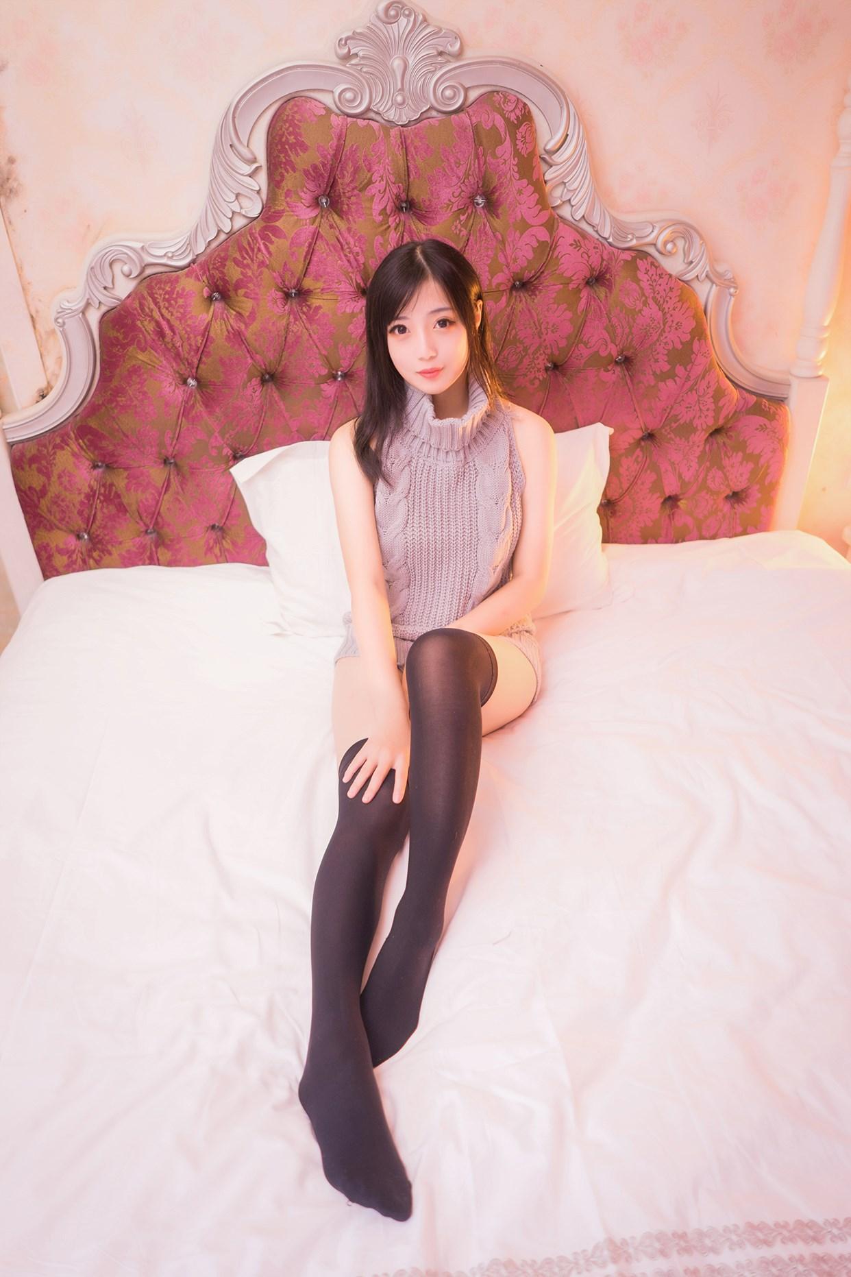 【兔玩映画】露背毛衣 兔玩映画 第29张