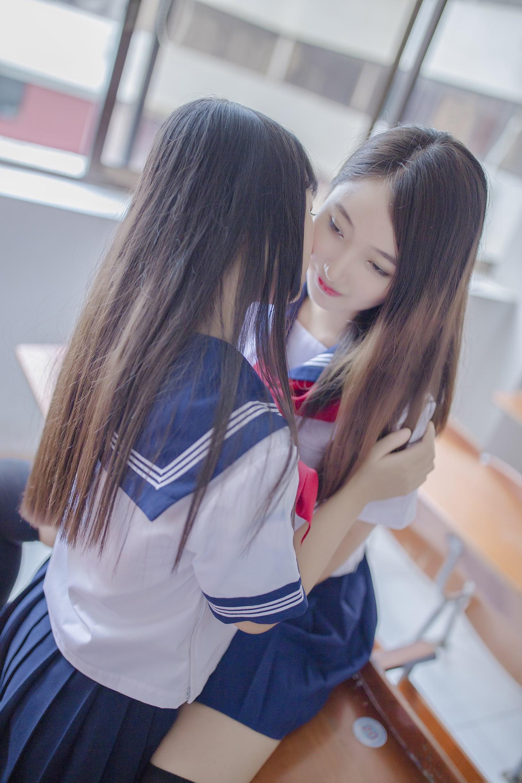 【兔玩映画】vol.02-放学后的教室 兔玩映画 第7张