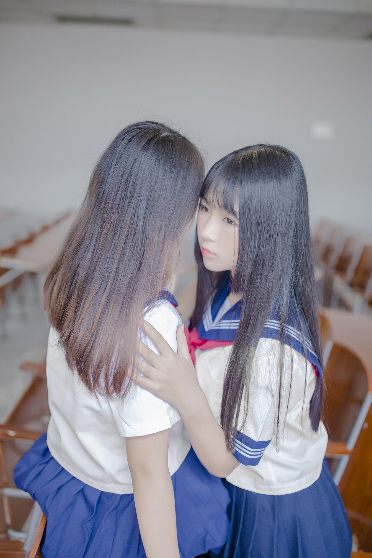 【兔玩映画】vol.02-放学后的教室 兔玩映画 第9张