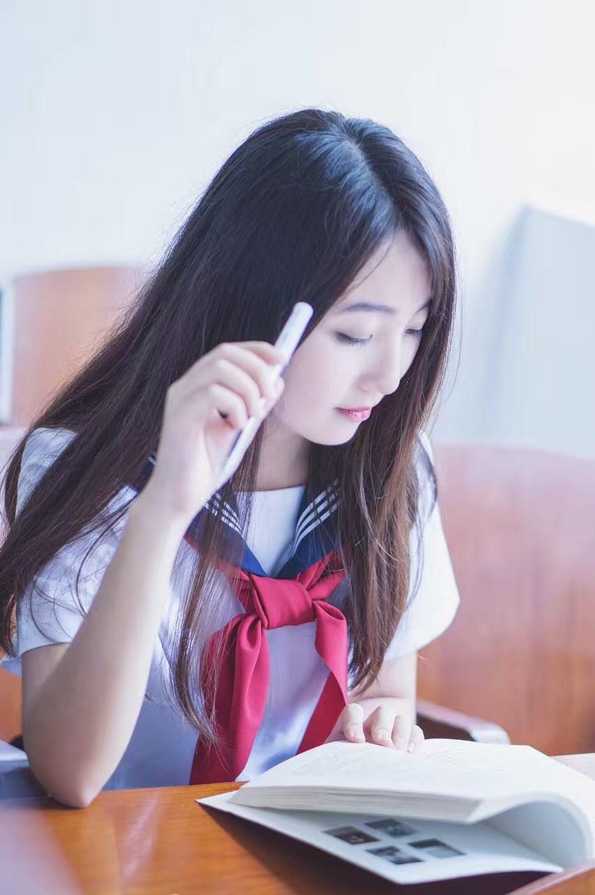 【兔玩映画】vol.02-放学后的教室 兔玩映画 第14张