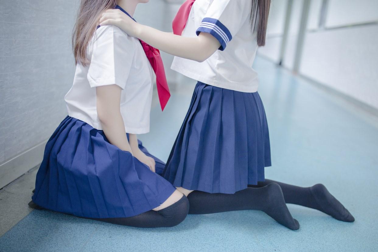 【兔玩映画】vol.02-放学后的教室 兔玩映画 第22张