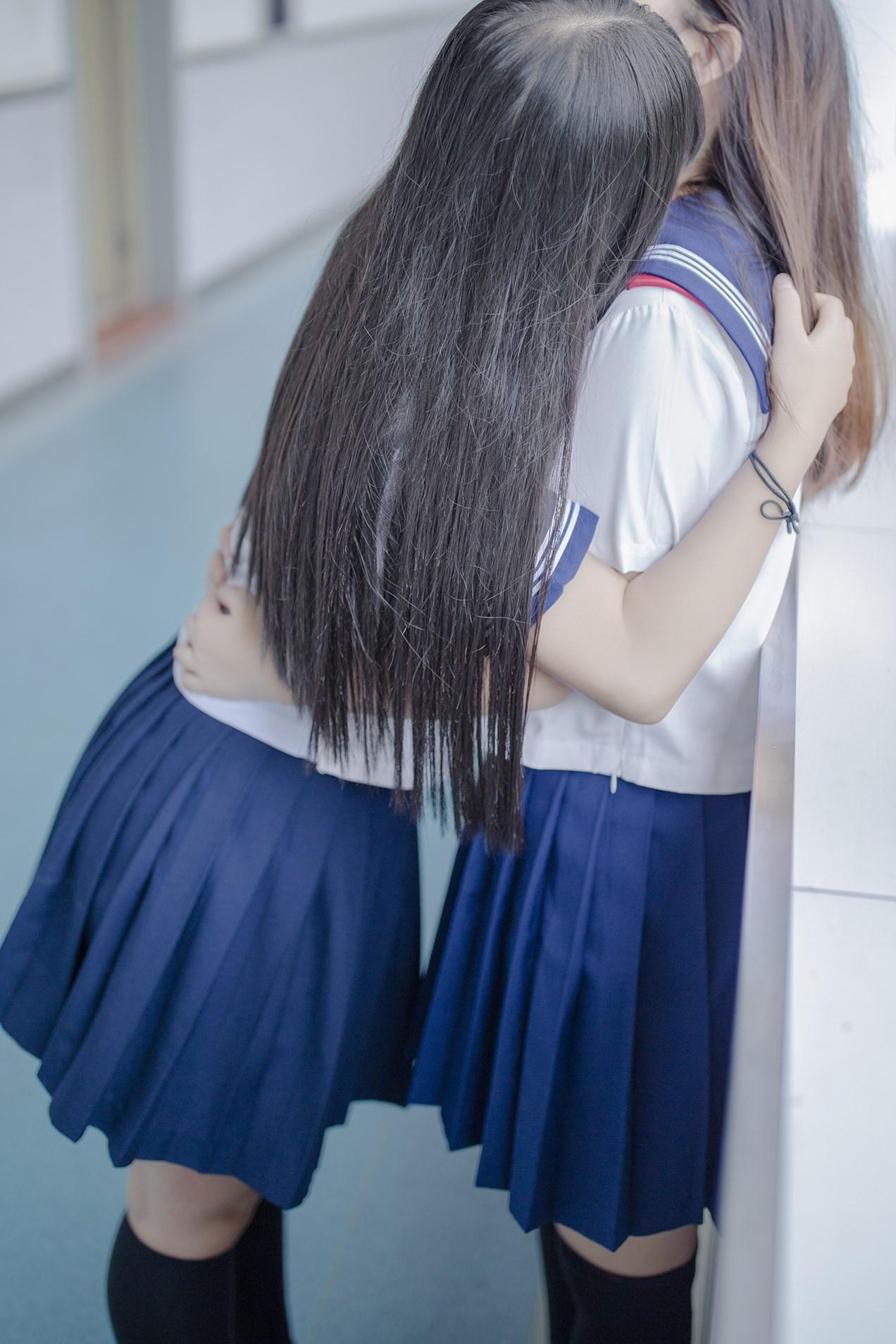【兔玩映画】vol.02-放学后的教室 兔玩映画 第24张