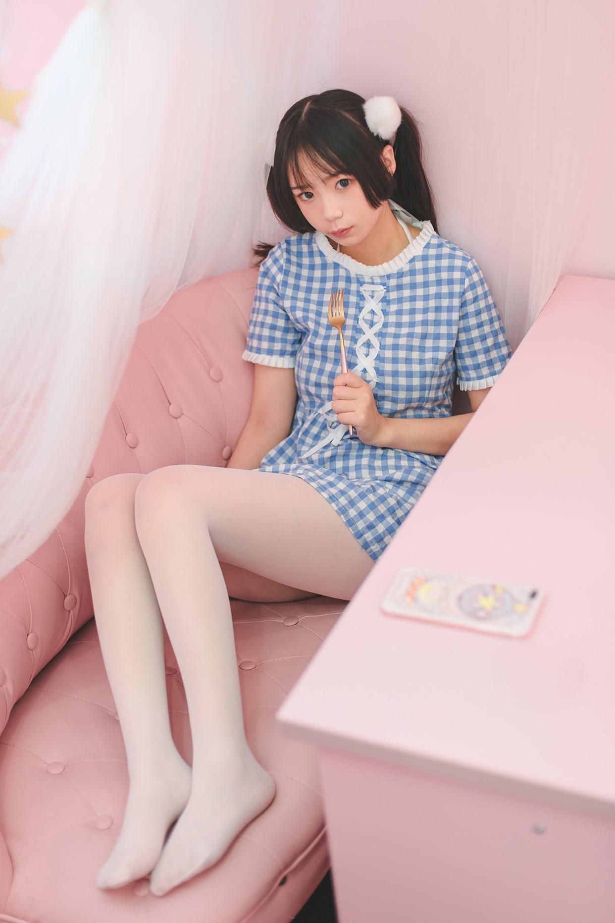 【兔玩映画】粉色的小萝莉 兔玩映画 第8张