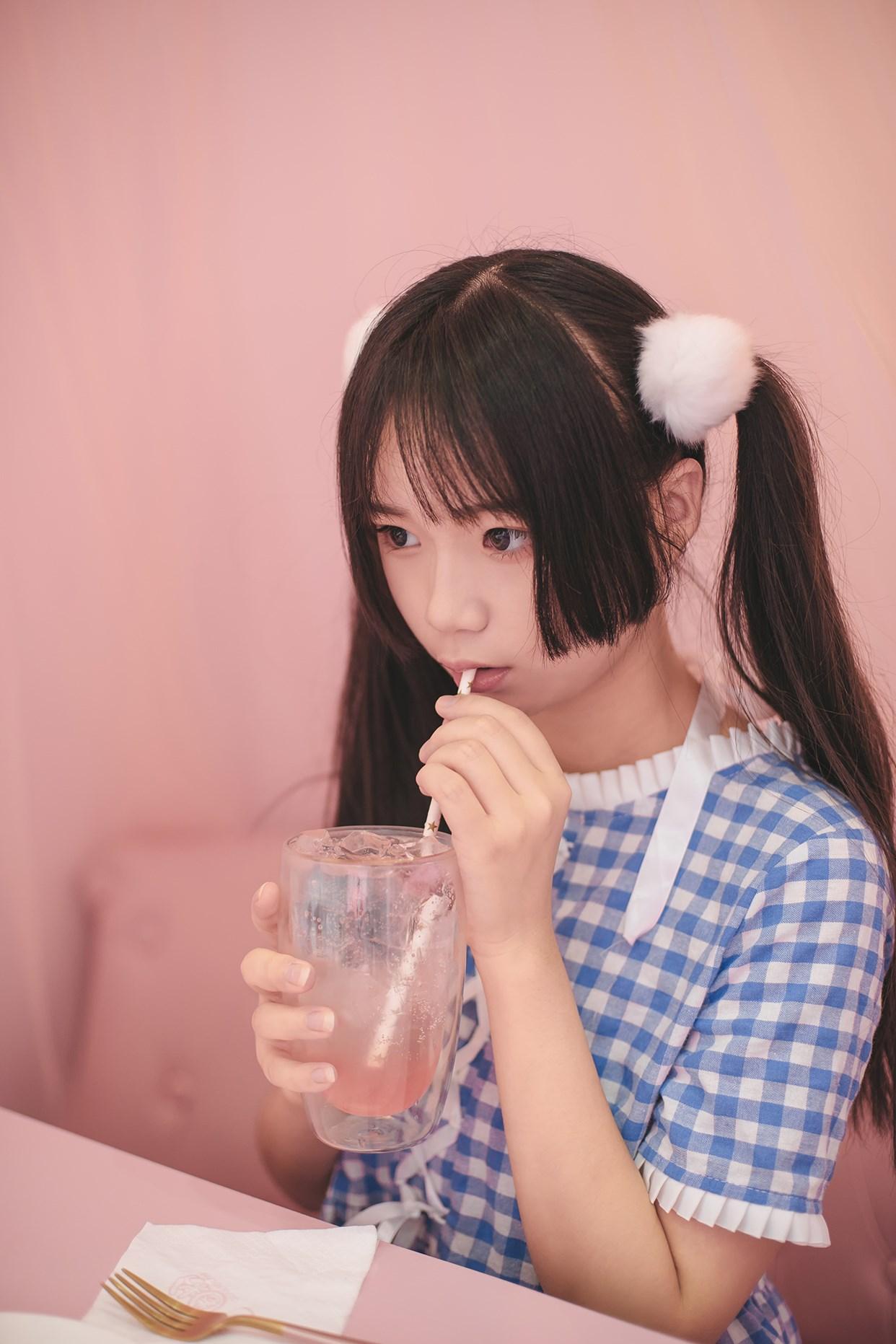 【兔玩映画】粉色的小萝莉 兔玩映画 第9张