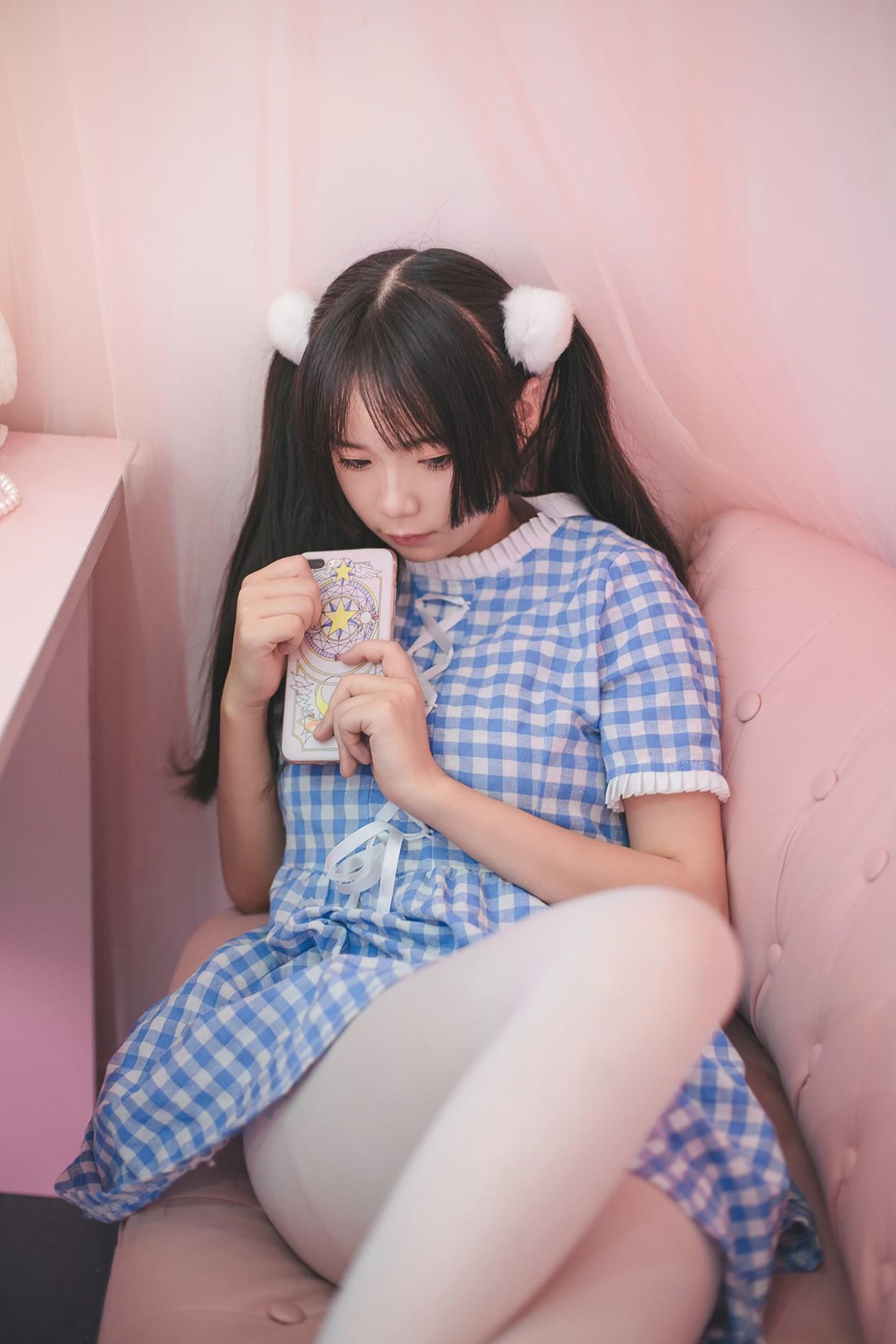 【兔玩映画】粉色的小萝莉 兔玩映画 第11张