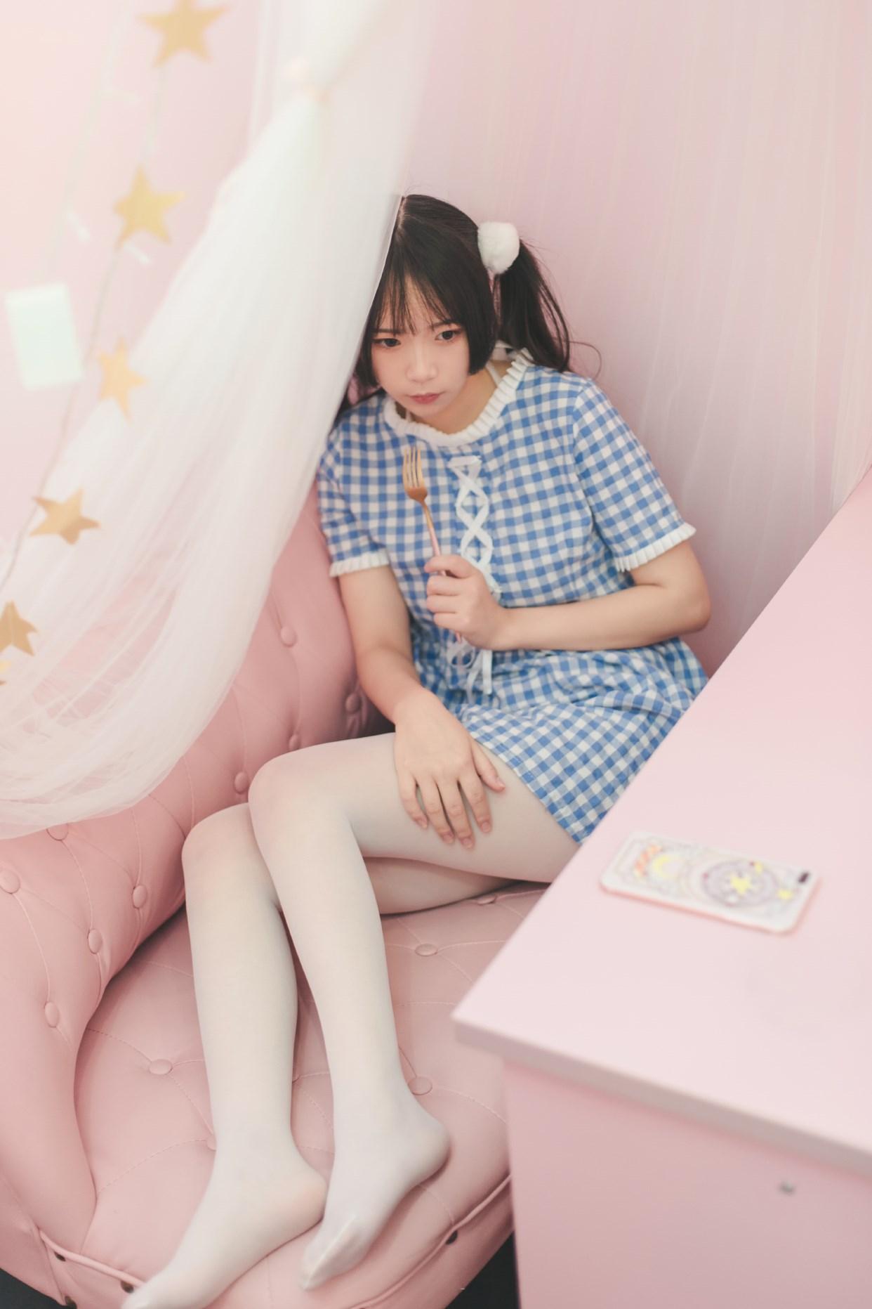 【兔玩映画】粉色的小萝莉 兔玩映画 第16张