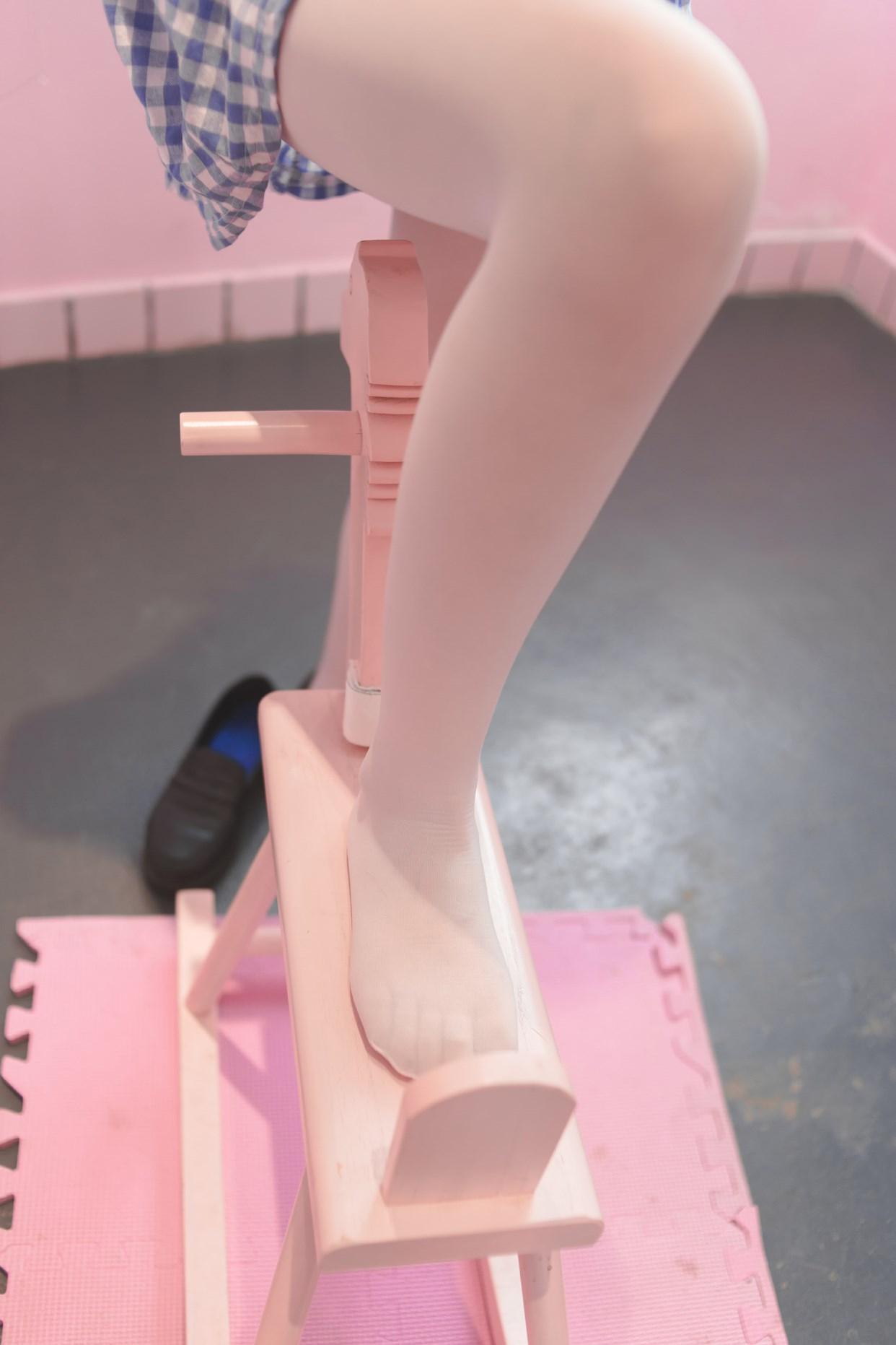 【兔玩映画】粉色的小萝莉 兔玩映画 第36张