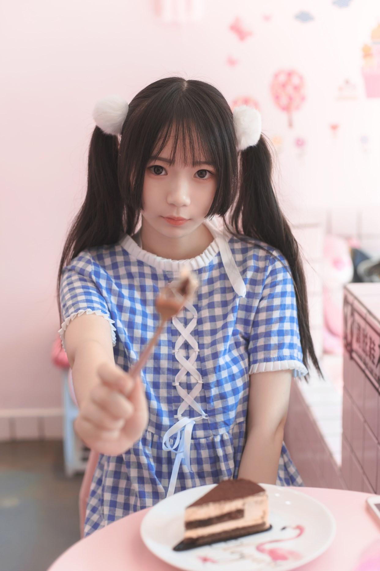 【兔玩映画】粉色的小萝莉 兔玩映画 第37张