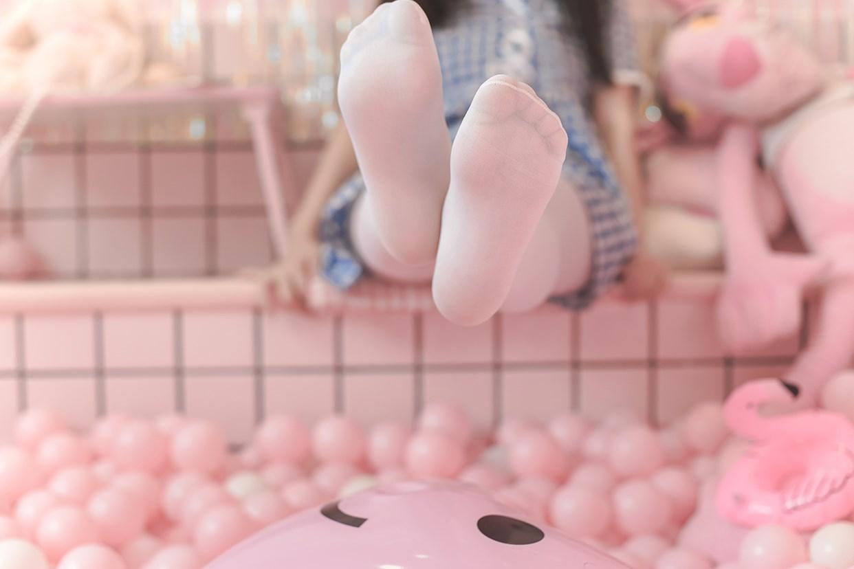 【兔玩映画】粉色的小萝莉 兔玩映画 第40张
