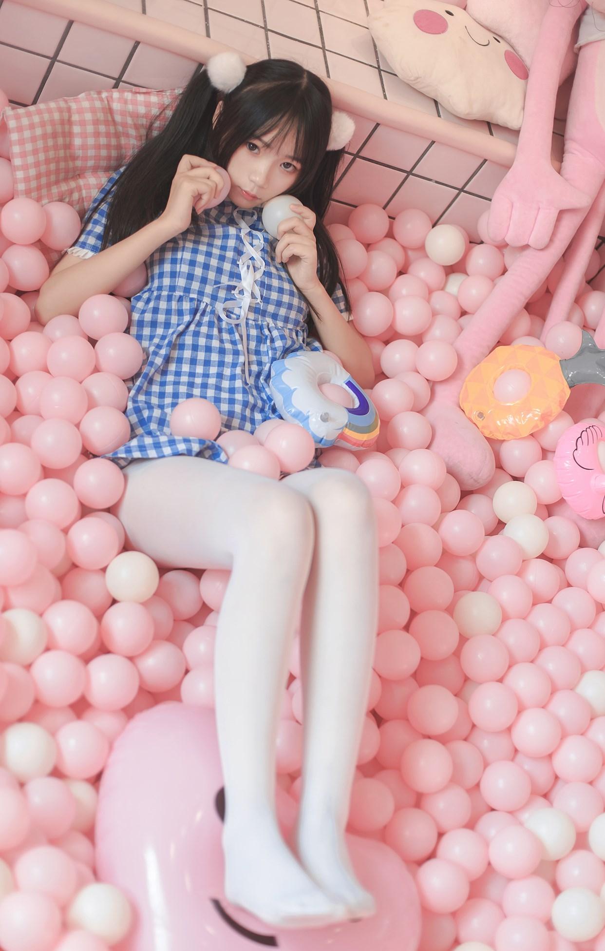 【兔玩映画】粉色的小萝莉 兔玩映画 第41张