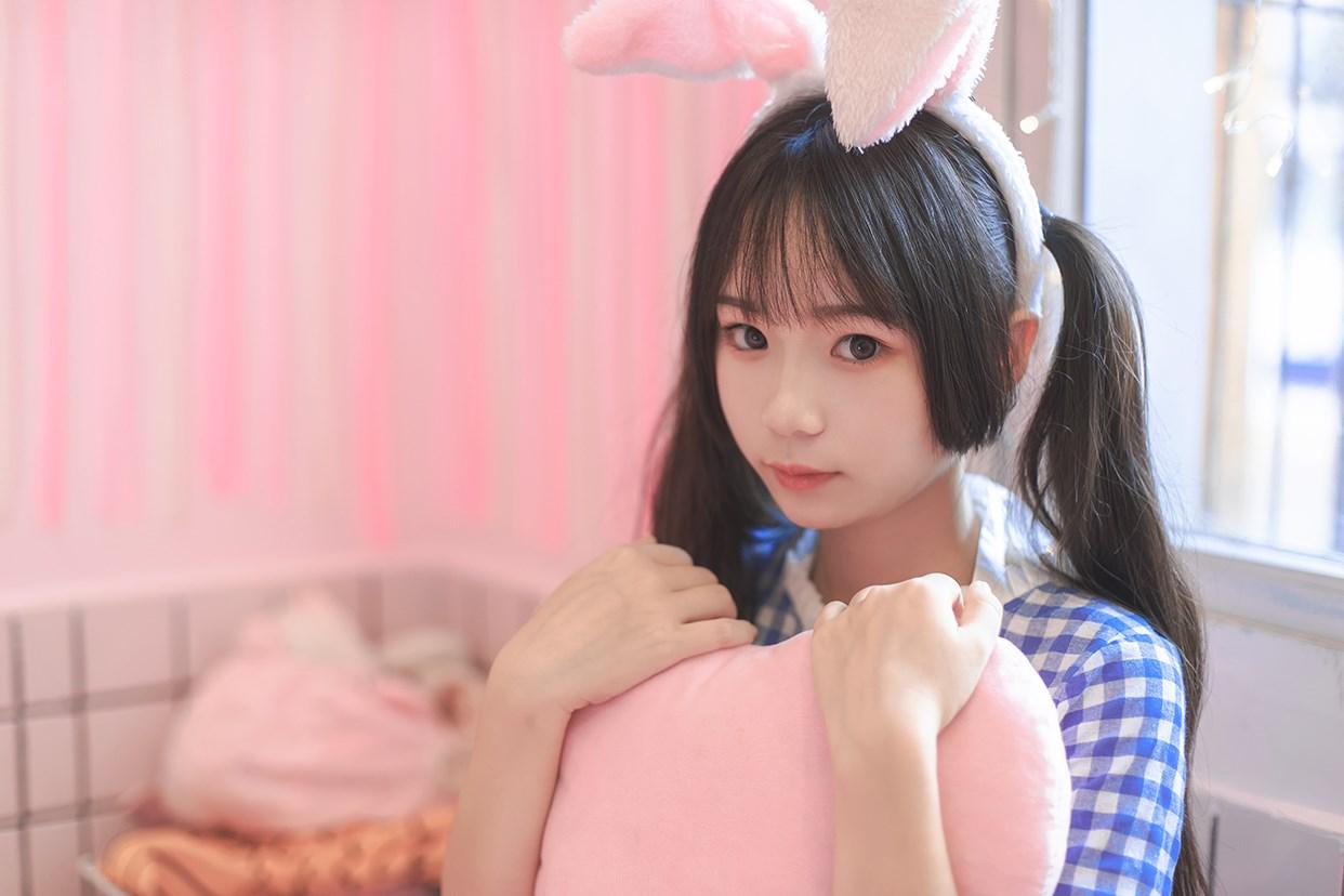 【兔玩映画】粉色的小萝莉 兔玩映画 第44张