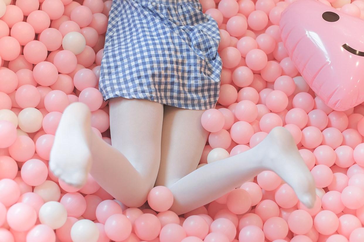 【兔玩映画】粉色的小萝莉 兔玩映画 第49张